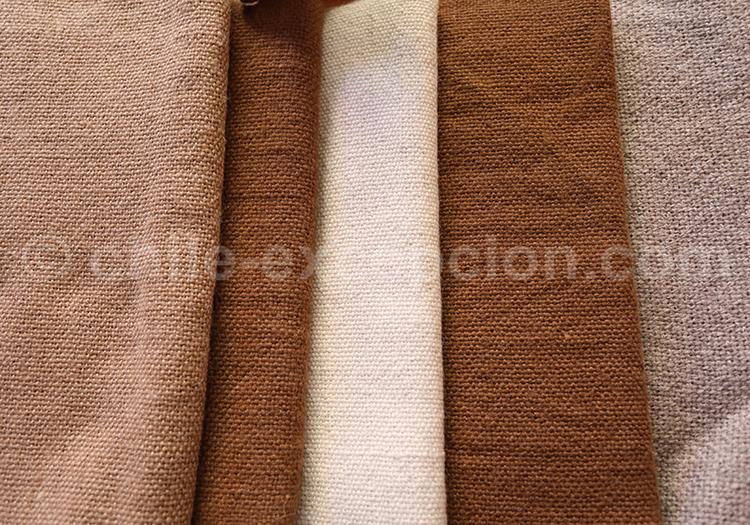 Textiles à vendre, Nord du Chili