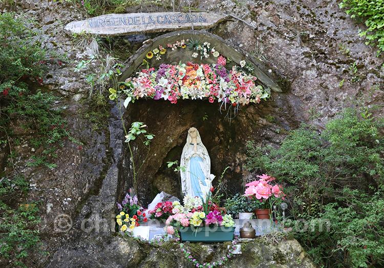 Vierge au Chili avec l'agence de voyage Chile Excepción