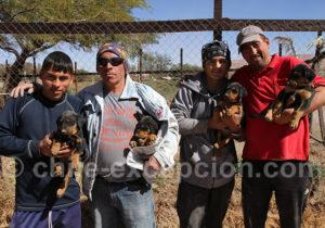Rencontre à San Pedro de Atacama