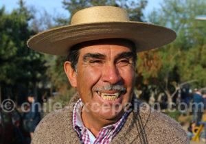 Huaso chilien