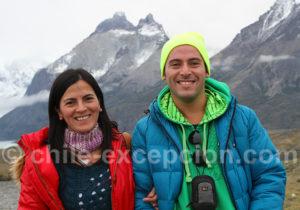 Voyage de noces en Patagonie