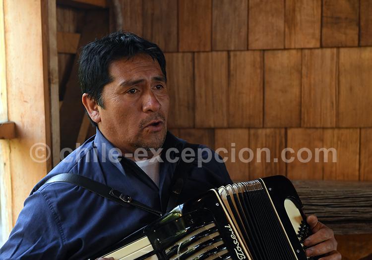 Scène musicale, Sud du Chili