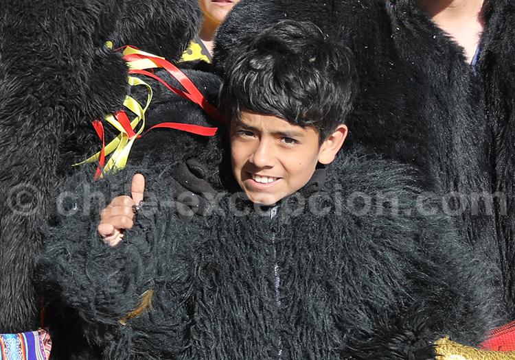Enfant du Nord, Chili