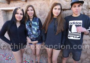 La jeunesse chilienne
