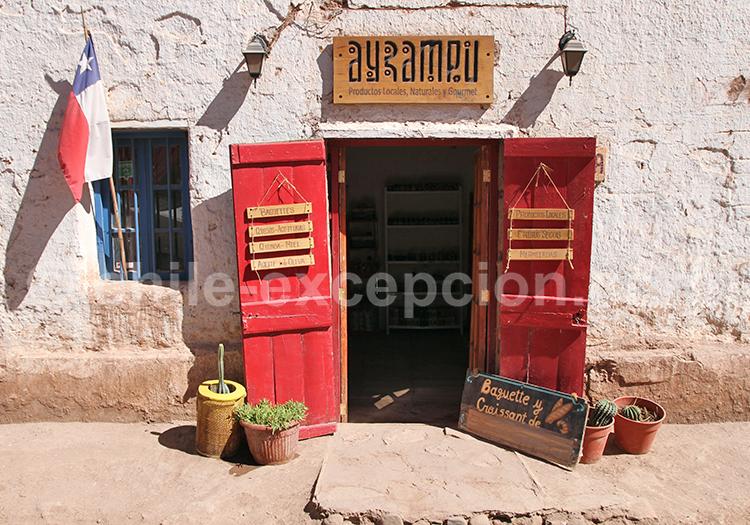 Quoi acheter à Atacama