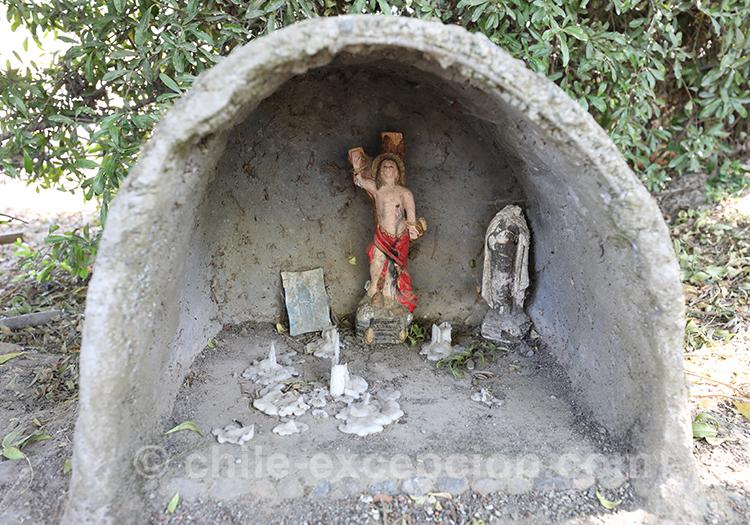 Petit temple au Chili avec l'agence de voyage Chile Excepción
