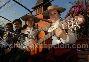 Rencontre avec le folklore chilien