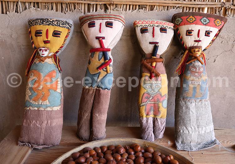Souvenirs, artisanat chilien