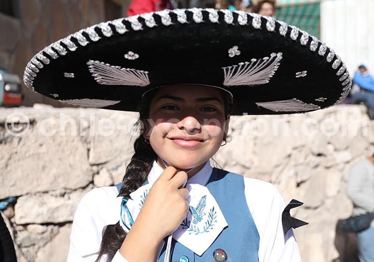 Culture ancestrale de l'Altiplano