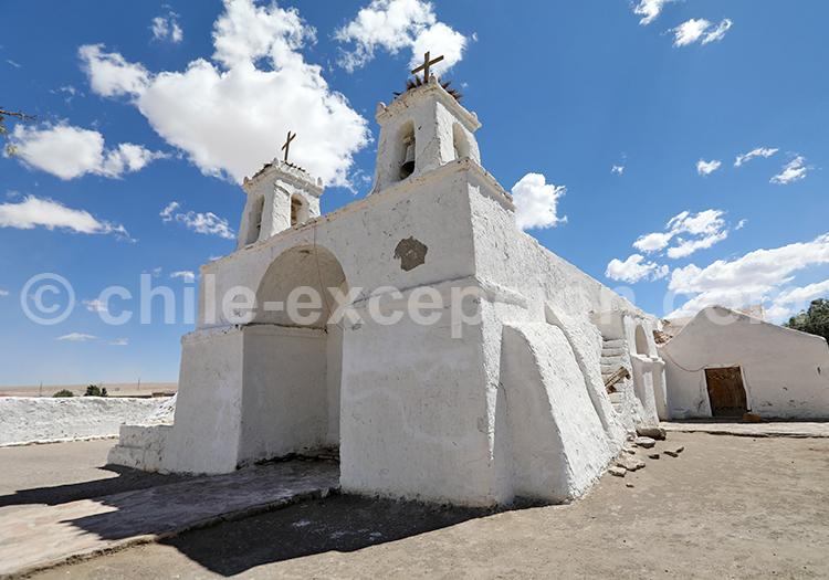 Les plus belles églises des Andes, Chiu Chiu