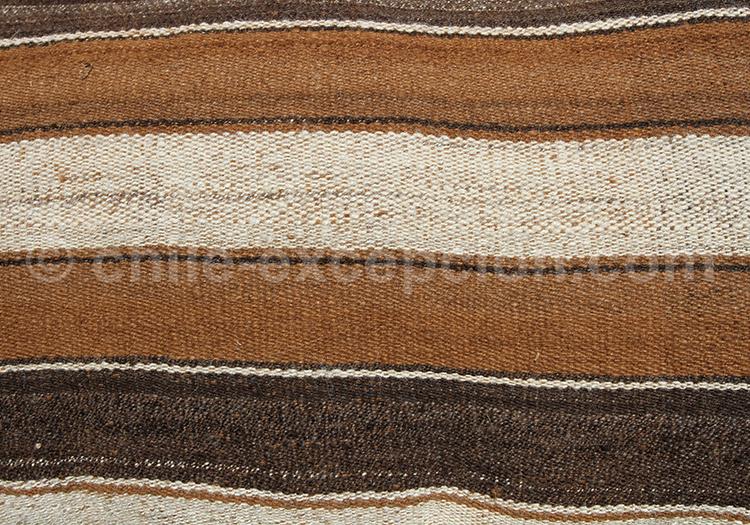 Tapisserie traditionnelle de l'Altiplano