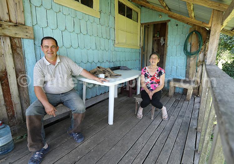Découvrir la vie du Sud du Chili