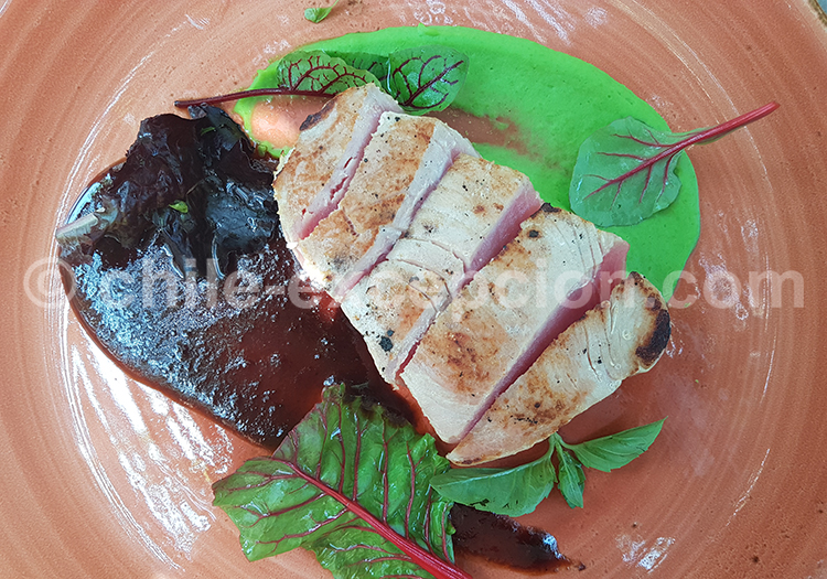 Cuisine du Nord du Chili