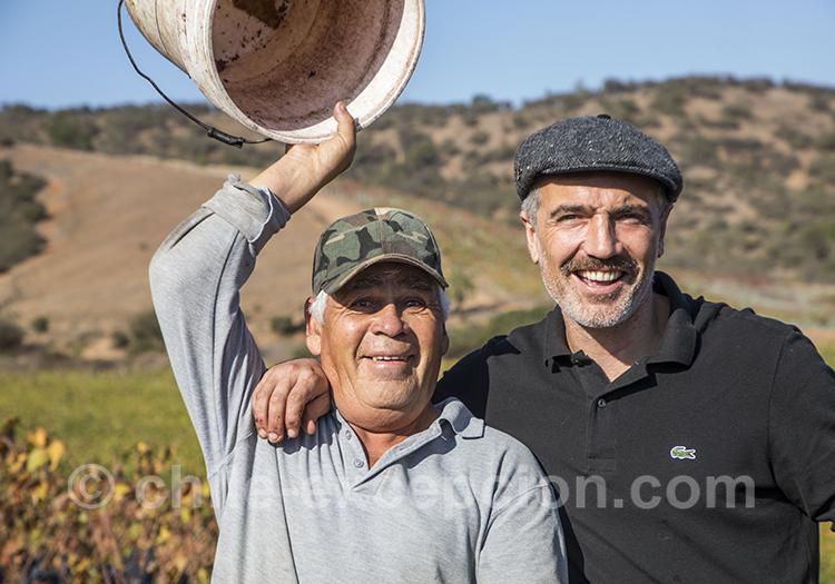 Jean-Charles Villard winemaker