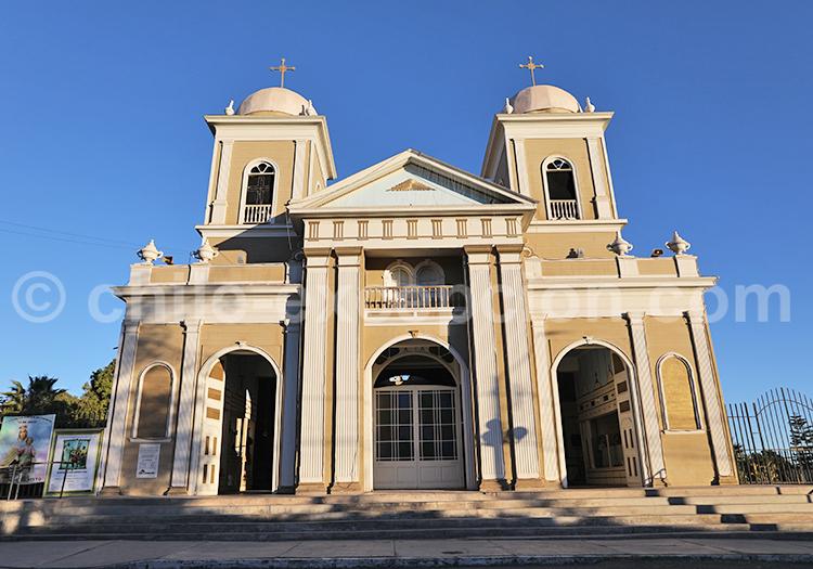 Église de Pica, Nord du Chili