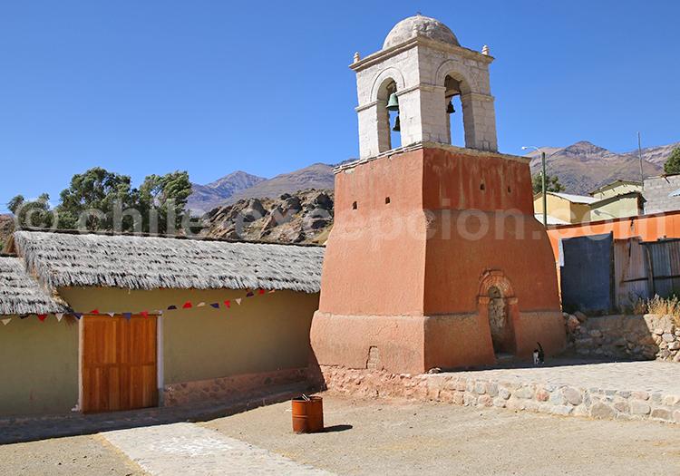 Nuestra Señora de Belén, Nord du Chili