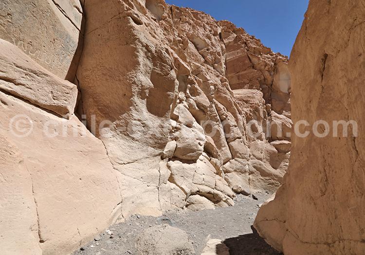 Peintures rupestres, Altiplano