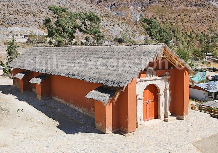 Belén, Nord du Chili