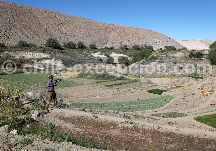 Cours de photographie dans le Nord du Chili