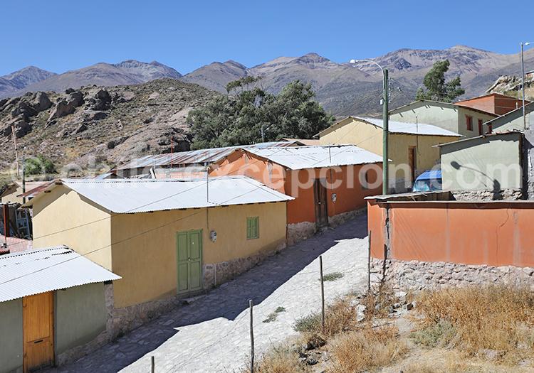 Belén, désert du Chili
