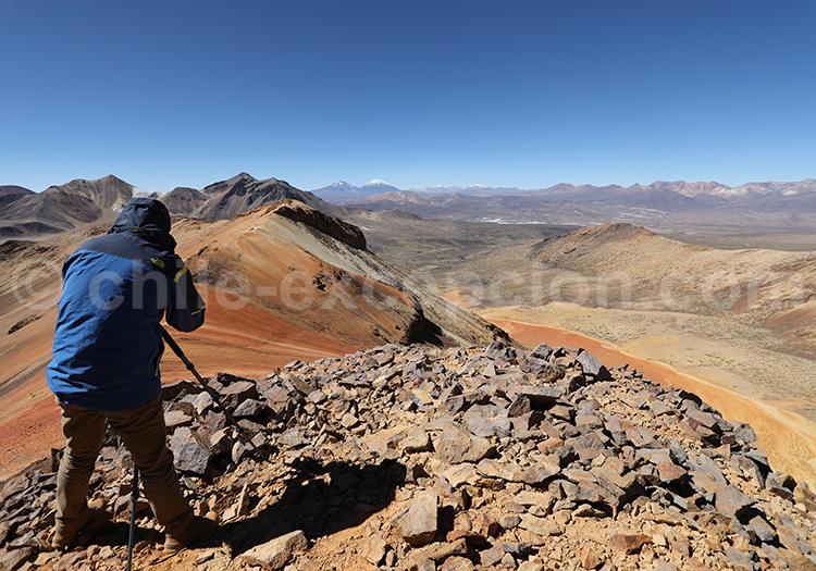 Reportage photos, couleurs du désert chilien
