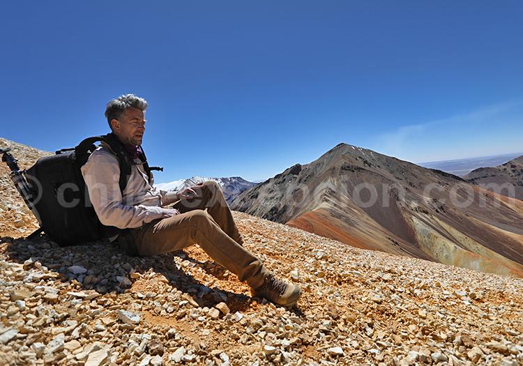 Agence de voyage et photographe au Chili