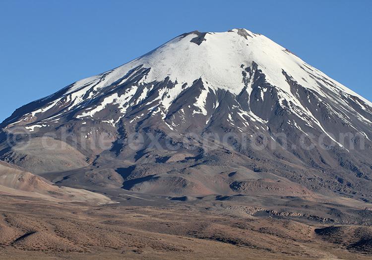 Parc national lauca, Caquena, Chili