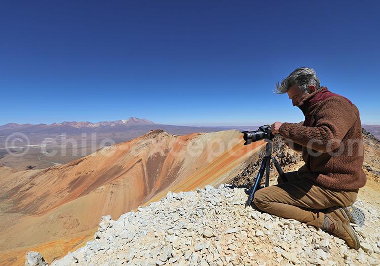 Reportage photos, agence de voyage, Nord du Chili