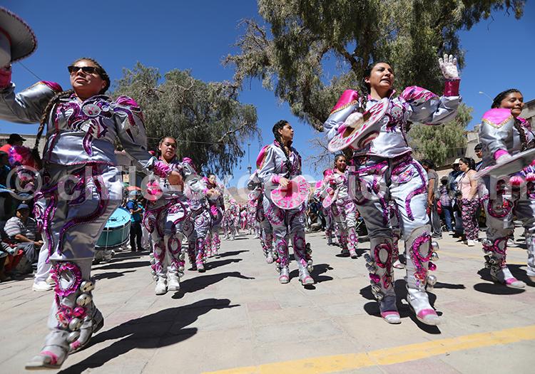 Carnaval du Monde, Chili