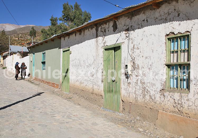 Belen, Nord du Chili