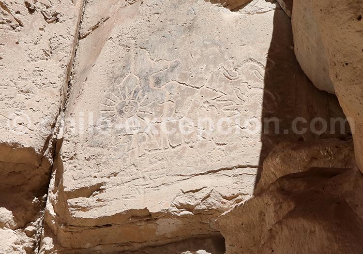 Pétroglyphes et pictographie du Chili