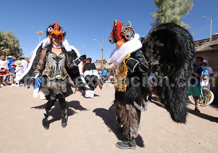 Célébration des Andes, Ayquina