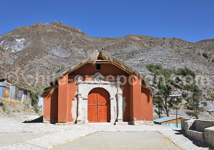 Iglesia Belén, Nord du Chili