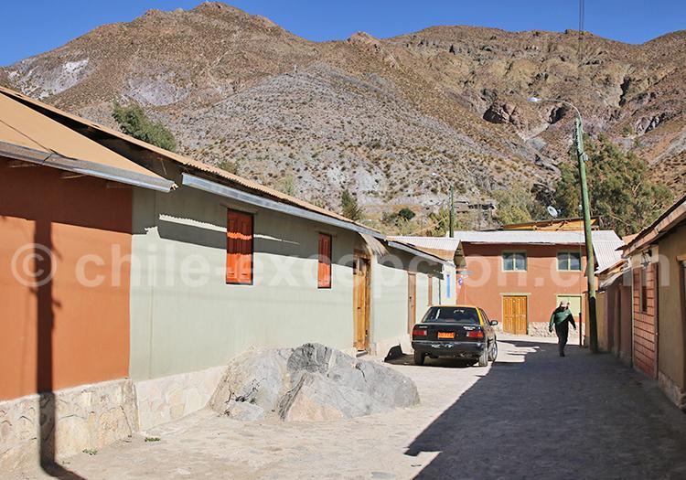 Vivre à Belén, Nord du Chili