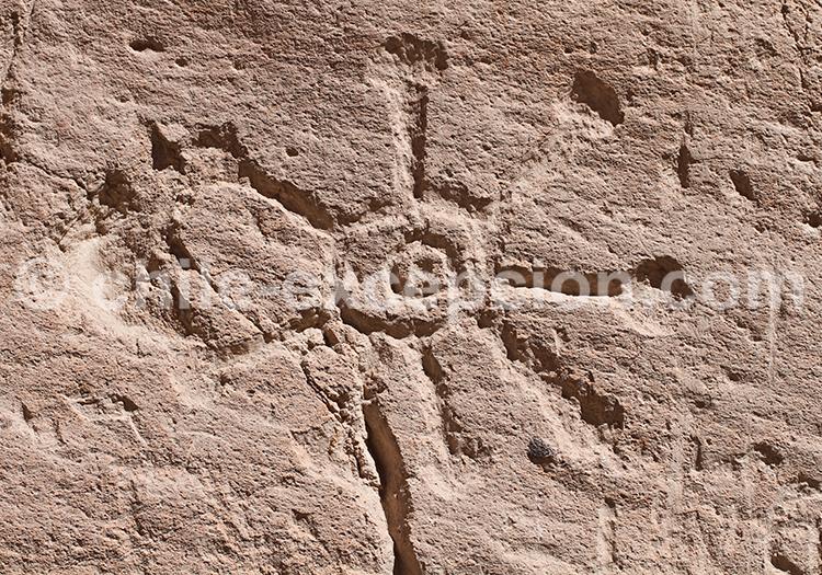 Pétroglyphes et pictographie de Chillayza