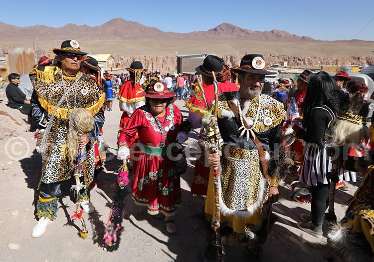 Événement village Ayquina, Chili