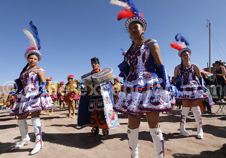 Le Chili en fête, villages andins