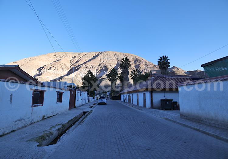 Pueblo de Camiña, Chile