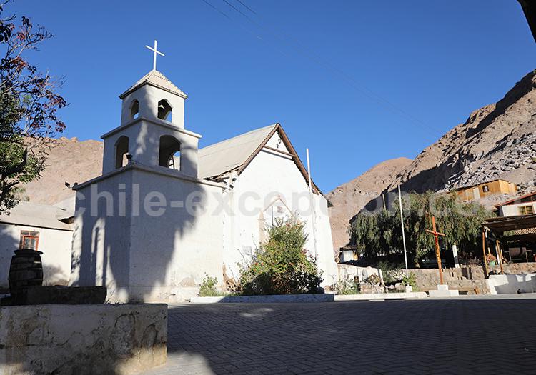 Église de Codpa, Nord du Chili