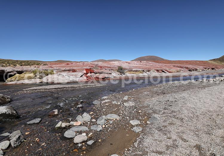Laguna Roja, déserts et lacs du Nord du Chili
