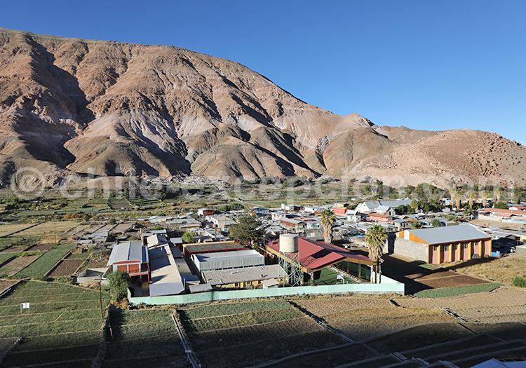 Hameaux du Nord du Chili
