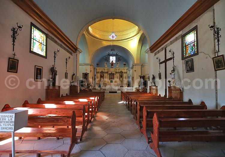 Iglesia de Pica y Matilla, Chile