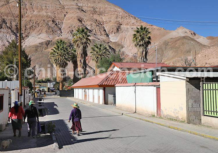 Où loger à Camiña, Chili