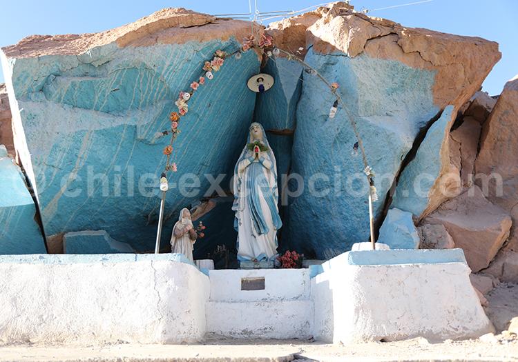 La religion au Nord du Chili