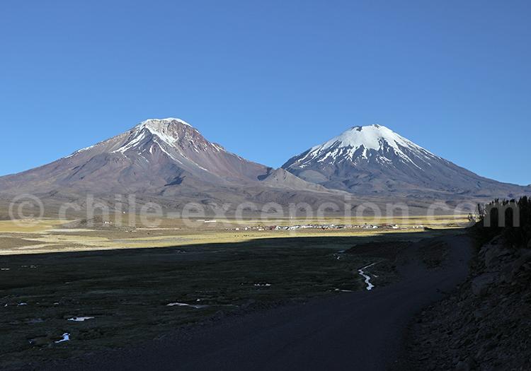 Région de Parinacota, Chili