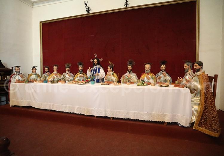 La religion catholique dans le Nord du Chili Pica et Matilla