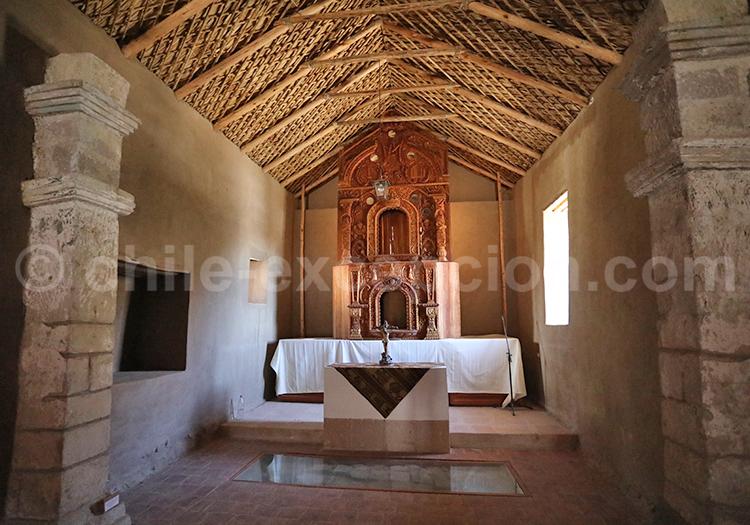 Lieu religieux à Belén, Nord du Chili