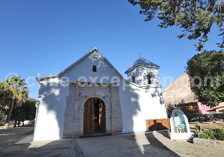 Église Santa Tomás de Camiña, Chili