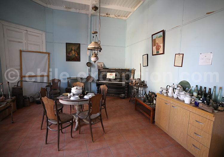 Musées et culture à Pica et Matilla, Chili