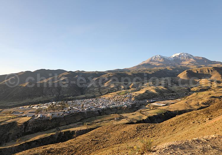 Voyage Codpa à Putre, Chili